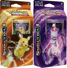 Pokemon XY Evolutions 1x Theme Deck TCG (Pikachu).
