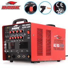 Hawk simple 1 Phase 220 V 220 A AC DC MMA TIG ARC Pulse HF INVERTER soudage soudeur