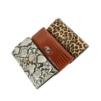 Fashion Women Clutch Leather Wallet Long ID Card Holder Phone Bag Purse Handbag