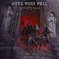 AXEL RUDI PELL - KNIGHTS CALL => Ltd. DigiPak incl. Poster  CD NEUF
