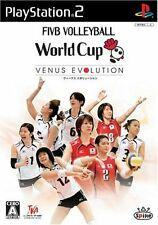 Used PS2 Volleyball World Cup: Venus Evolution   Japan Import (Free Shipping)、