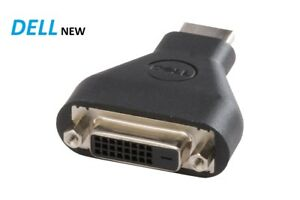 NEW Dell KGR30 HDMI Male to DVI-D Female Single Link Adapter 1920x1200 Pixels