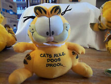KELLY TOY GARFIELD CATS RULE DOGS DROOL