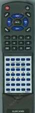 Replacement Remote for NAKAMICHI CA80900, RM2CDP