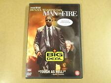 DVD / MAN ON FIRE ( DENZEL WASHINGTON )