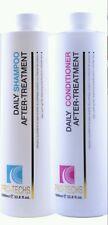PRO-TECHS KERATIN MAINTENANCE SHAMPOO & CONDITIONER -Sulfate & salt free  34 oz