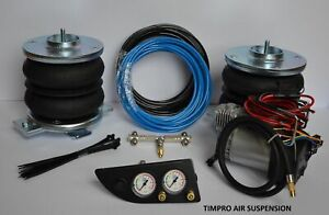 Air Suspension KIT with Compressor for Peugeot Boxer 2006 - 2021 LHD or RHD