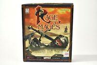 Rage of Mages Game, Windows 95/98 CD, BIG BOX RPG Vintage Dungeon Crawler