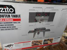 new router table 850 x 335 with new 1200 watts variable speed router