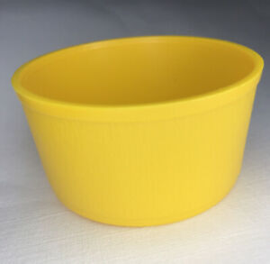 VTG Yellow Wash Tub Bucket Ideal Toy Mouse Trap Game Replacement Part Piece