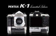Pentax k1 Limited Silver carcasa incl. d-bg6 y d-li90, nuevo
