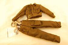 DID Dragon In Dreams 1:6TH échelle WW2 British P40 tunique de Charlie B