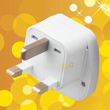 Universal - United Kingdom Hongkong Singapore Malaysia Plug Adapter Safe Shutter