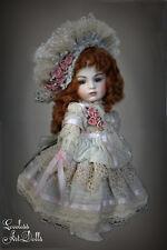 OOAK BJD Porcelain Bru Brevette Museum Quality Doll by Patricia Loveless Art