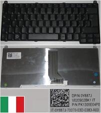 Clavier Qwerty Italien DELL Vostro 1320 1520 V20902BK1 0Y887J OY887J PK1305E04P0