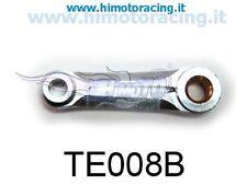 TE008B BIELLA PER MOTORE A SCOPPIO SH 28 CXP 1:8 CONNECTING ROD HIMOTO