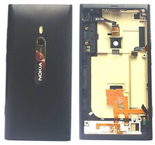GENUINE NOKIA LUMIA 800 BATTERY REAR COVER CHASIS HOUSING WITH ALL PARTS BLACK