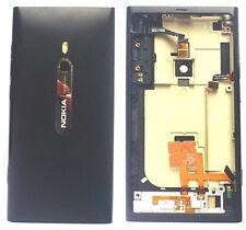 ORIGINALE Nokia Lumia 800 batteria Cover Posteriore Alloggiamento chassis con tutte le parti NERO
