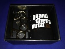 *RARE!* OFFICIAL ROCKSTAR NEW Grand Theft Auto III GTA 3 10 Year Anniversary Mug