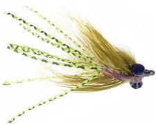 Fly Fishing Flies (Bream, Catfish, Carp, Bonefish) Erdosy's Carp Crab Olive (6)