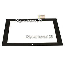 "Touch Screen Digitizer For 10.1"" inch Sony Xperia Tablet Z C6907 SGP321 Black"