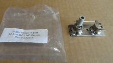 RV/Camper - Suburban Water Heater Thermostat/High Limit Switch, Part # 232319