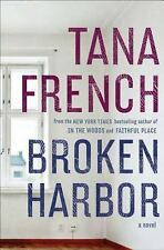 Broken Harbor by Tana French (2012, Hardcover) 1ST AMERICAN HC ED BRAND NEW