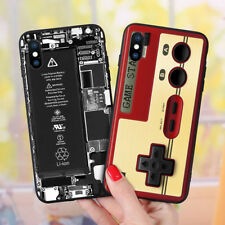 Creative Cute Retro Pattern Soft Case Cover For iPhone SE 2 11 Pro Max XS XR 8 7