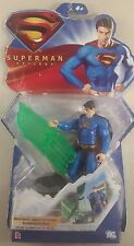 superman returns boxed action figure J2087 dc comics superman boxed
