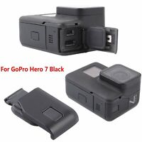 Para GoPro Hero 7 Black Cámara PVC Side Door USB & HDMI Ports Funda Protectora