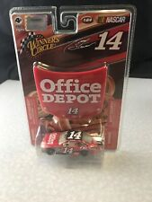 #14 TONY STEWART OFICE DEPOT CHEVY 2009 HOOD SERIES WINNERS CIRCLE 1:64 KG Z1