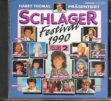 V/A - Schlager Festival 1990 VOLUME 2 CD 20TR (ARCADE) Freddy Breck Peter Orloff