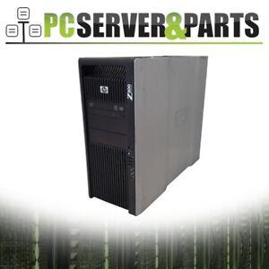 HP Z800 12-Core 2.93GHz X5670 12GB RAM 2x 2TB Win10 Pro