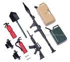 Mini Accessories Equipment Military X Models RC Car 1/10 1/8 Rock Crawler