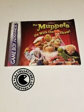 The muppets - gameboy advance - notice
