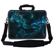 """15.6"""" Laptop Computer Bag Case w Pocket & Handle Shoulder Strap 2735"""