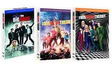 THE BIG BANG THEORY STAGIONI 4, 5, 6 (9 DVD)COFANETTI SERIE TV WARNER HOME VIDEO