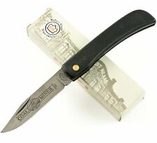 Robert Klaas Kissing Crane COAL MINER Folding Pocket Knife Italy 44CM