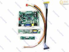 HDMI+AV+VGA+USB LCD Controller Driver Board Kit for LCD/LED Screen Panel display