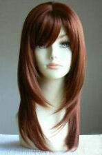 HE-J1017 charming Long straight red vogue women wigs for women wig
