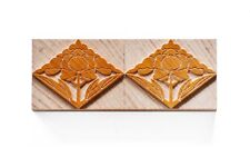 Letterpress Japanese Ornaments (No. 10) Wood type, 10 line (42,2 mm) - 2 pieces