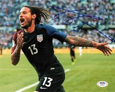 Jermaine Jones signed 8x10 photo PSA/DNA Team USA Autographed