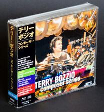 Terry Bozzio - Composer Series / Japan Edition Box Set 4 CD + Blu-Ray / NEW!