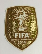 World Cup Champions Winner 2014 patch Germany Deutschland Soccer football badge