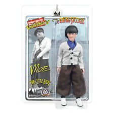 The Three Stooges Mego Style 8 Inch Action Figures: Three Little Beers Moe