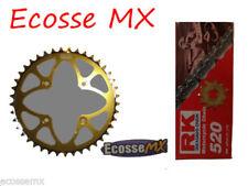 Recambios RK color principal oro para motos