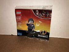 Lego Disney Pixar Incredibles 2 Edna Mode Minifigure 30615 - New, Factory Sealed