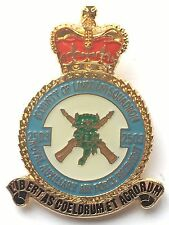 RAF No 2503 Lincoln Squadron Royal Air Force Pin Badge *Official Licensed*