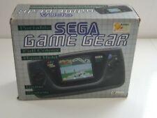 Sega Game Gear Konsole in Ovp mit 2 spielen + AC Adapter