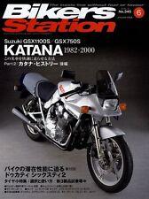 [BOOK] Bikers Station 345 Suzuki Katana GSX1100S GS1000S Ducati Scrambler Sixty2